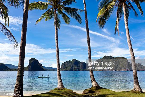 the philippines, palawan province, el nido - el nido stock pictures, royalty-free photos & images