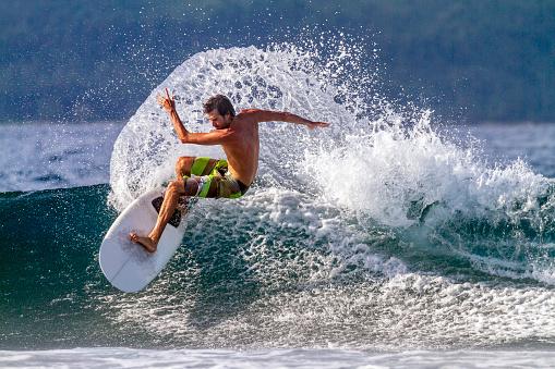The Philippines, Surfing in Mindanao - gettyimageskorea