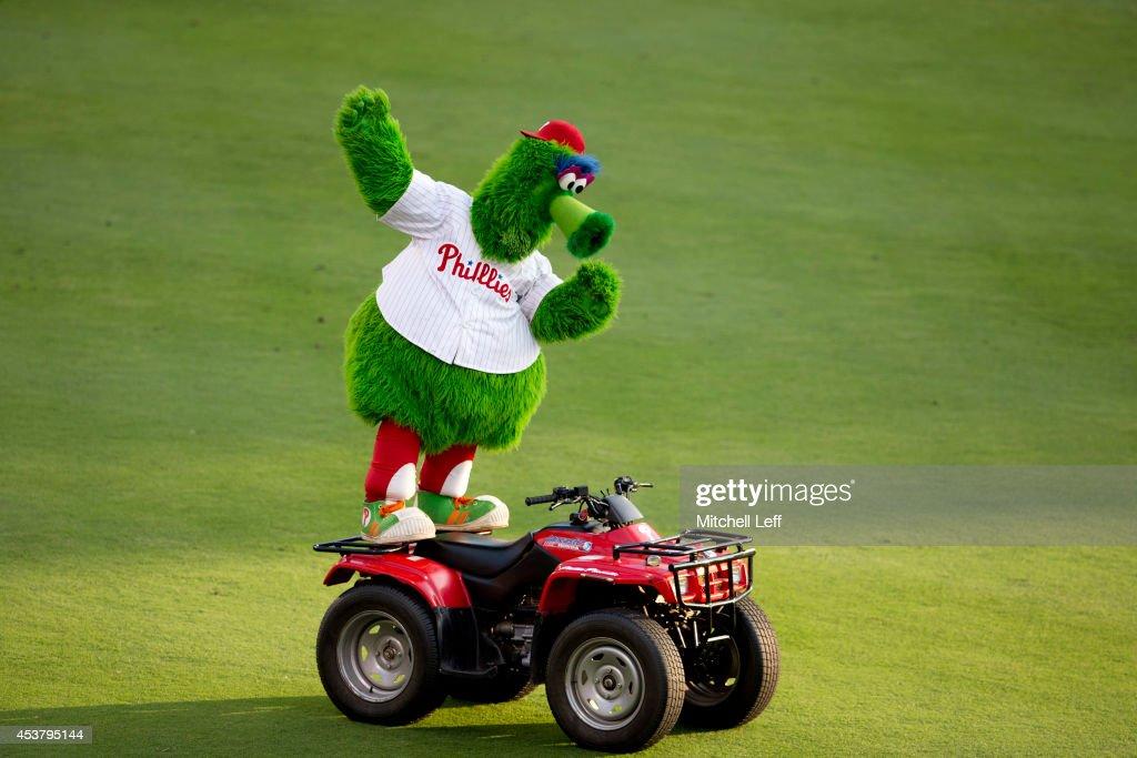 Seattle Mariners v Philadelphia Phillies : News Photo