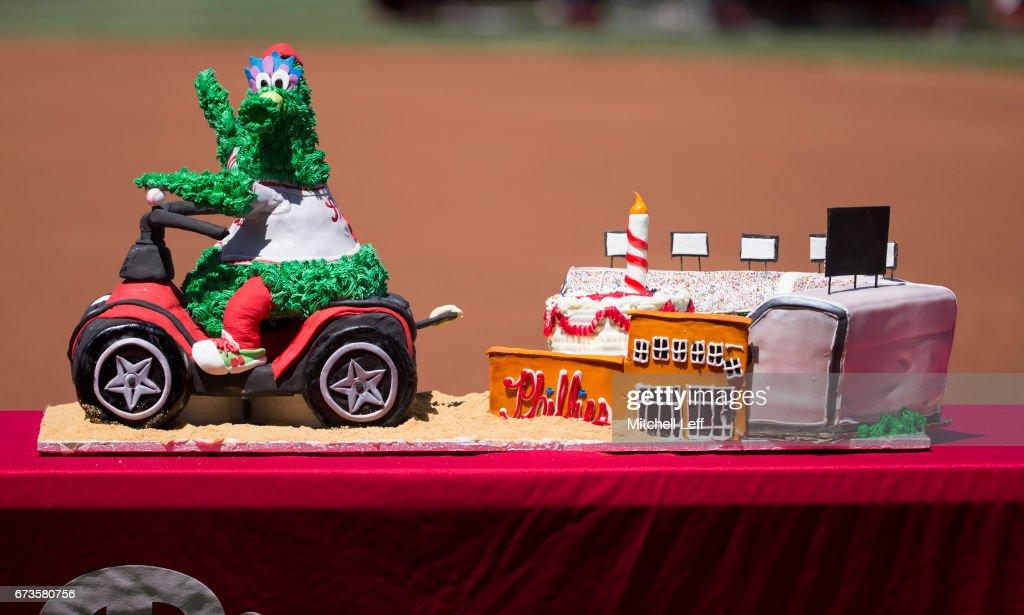 Atlanta Braves V Philadelphia Phillies News Photo