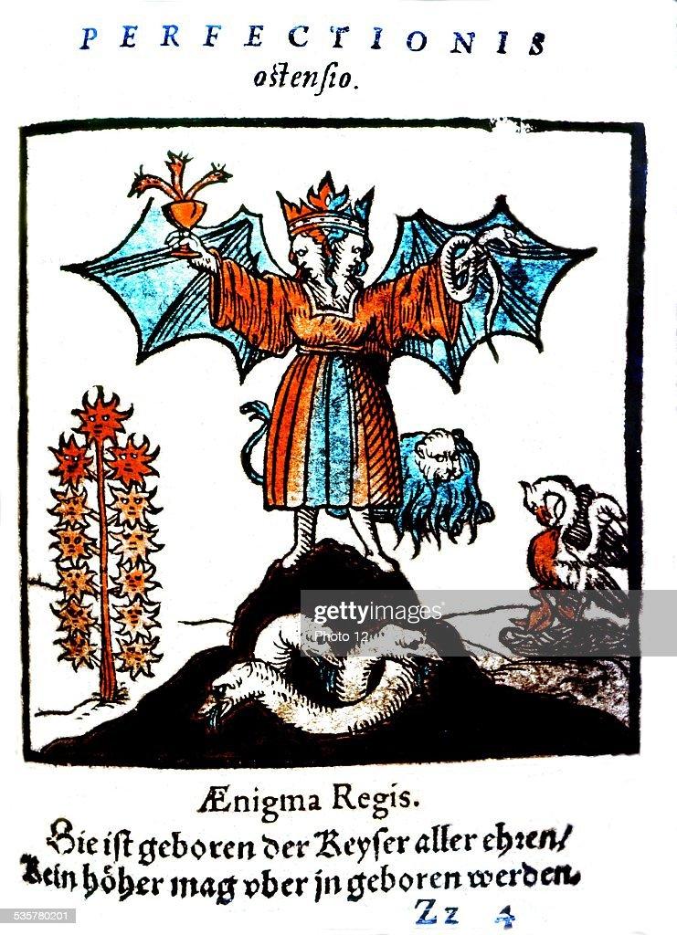 The philosophers' rosary (1593) : News Photo