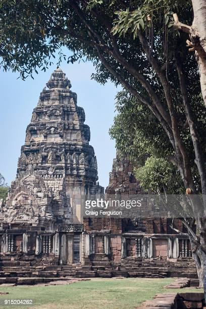The Phimai historical park is one of the most important Khmer temples of Thailand Claimed to be the architectural inspiration for Angkor Wat in...