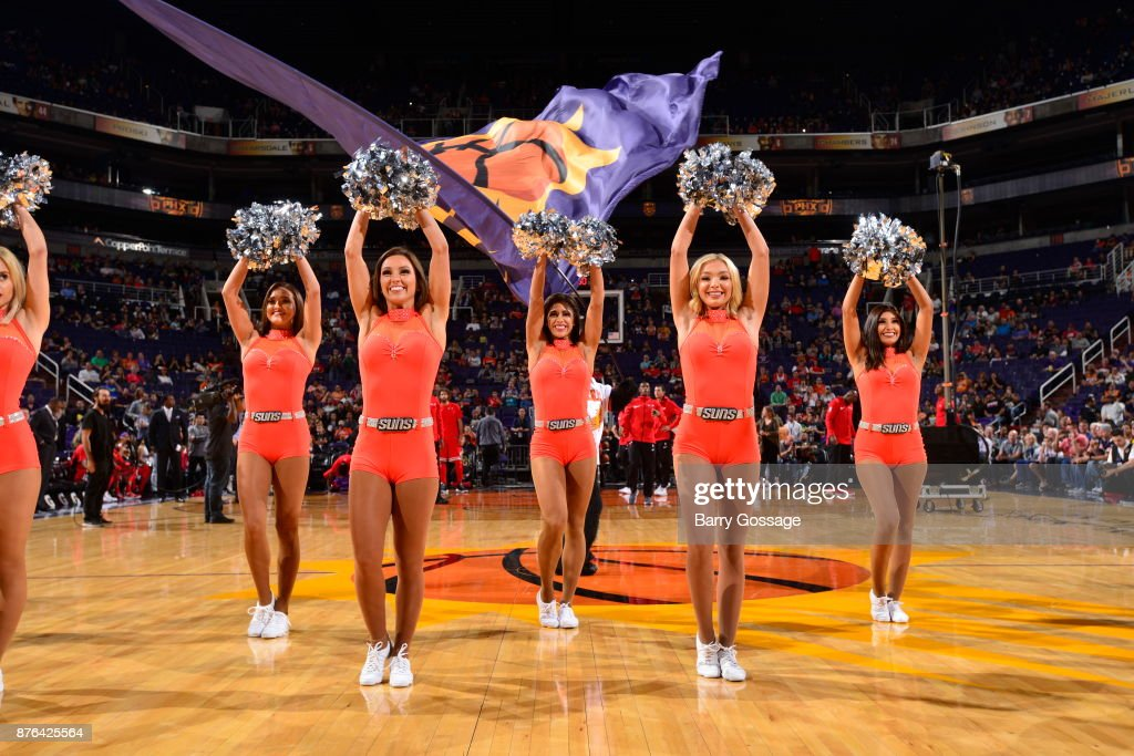 Chicago Bulls v Phoenix Suns : News Photo
