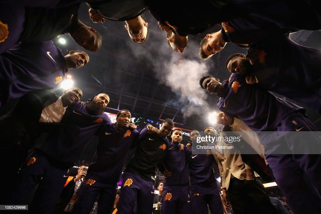 Dallas Mavericks v Phoenix Suns : News Photo