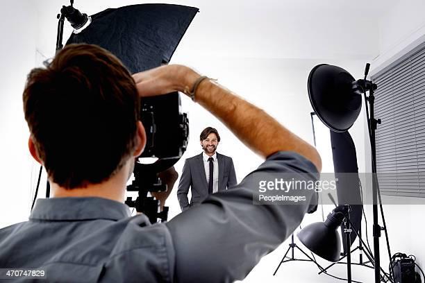 Der Fotograf's craft