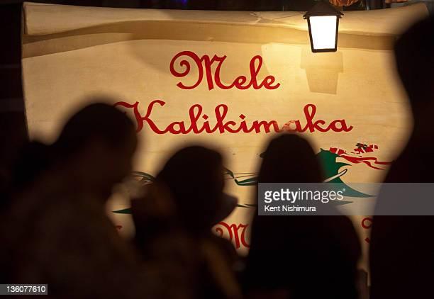 hawaii celebrates the holiday season - Merry Christmas In Hawaiian Language
