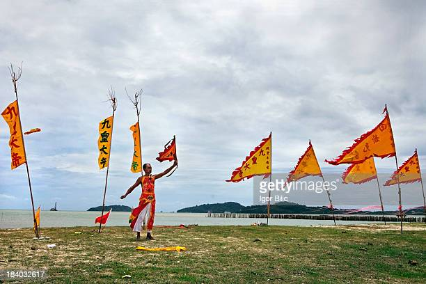 CONTENT] The Phuket Vegetarian Festival is an annual event held during the ninth lunar month of the Chinese calendar It is believed that the...
