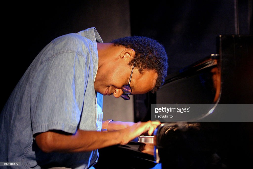 Matthew Shipp : News Photo