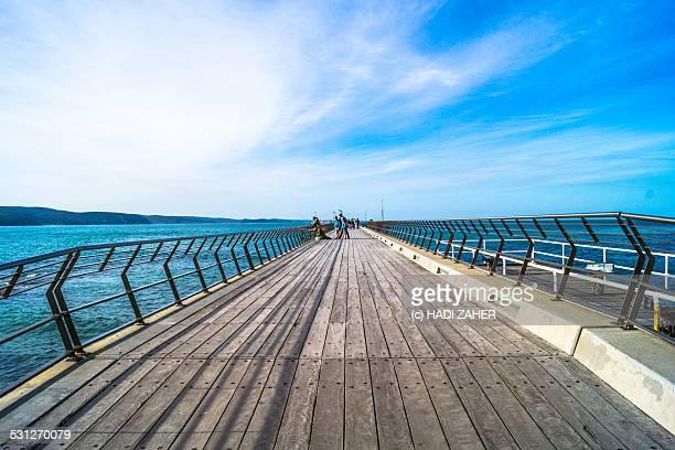 The pier in Lorne   Victoria