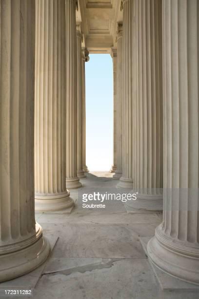 Die Säulen der Gerechtigkeit