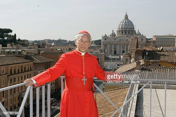 Joseph Zen Zechun A l'occasion des fêtes de Noël Paris Match a rencontré les cardinaux les plus proches du SaintPère Joseph ZEN ZEKIUN 76 ans est en...