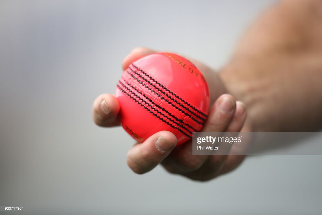 New Zealand v England - 1st Test: Day 2 : News Photo