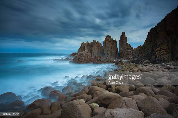 The Pinnacles  at Cape Woolamai, Phillip Island