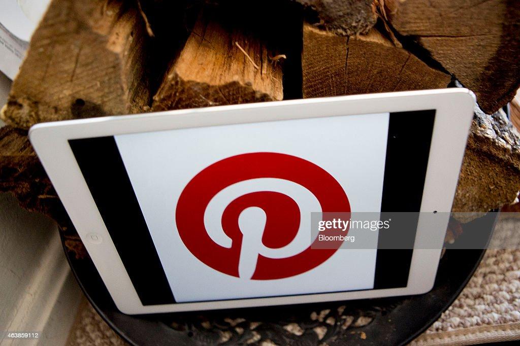 Pinterest Said To Be Raising Funding At $11 Billion Valuation : News Photo
