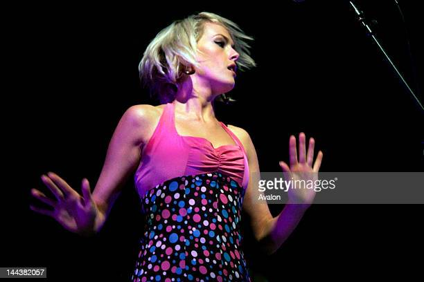 The Pipettes perform at the Koko Camden London 29th September 2006 Ref DFE 15615 Non Exclusive World Rights