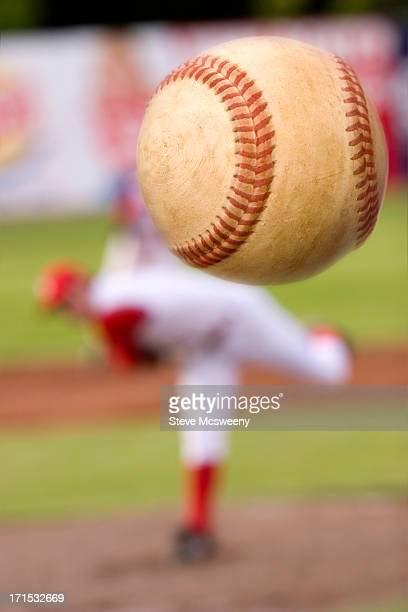 the pitch - baseball pitcher stock pictures, royalty-free photos & images