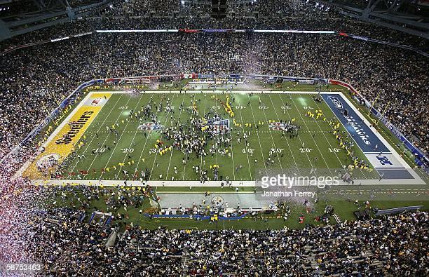 Super Bowl Xl Photos Et Images De Collection Getty Images