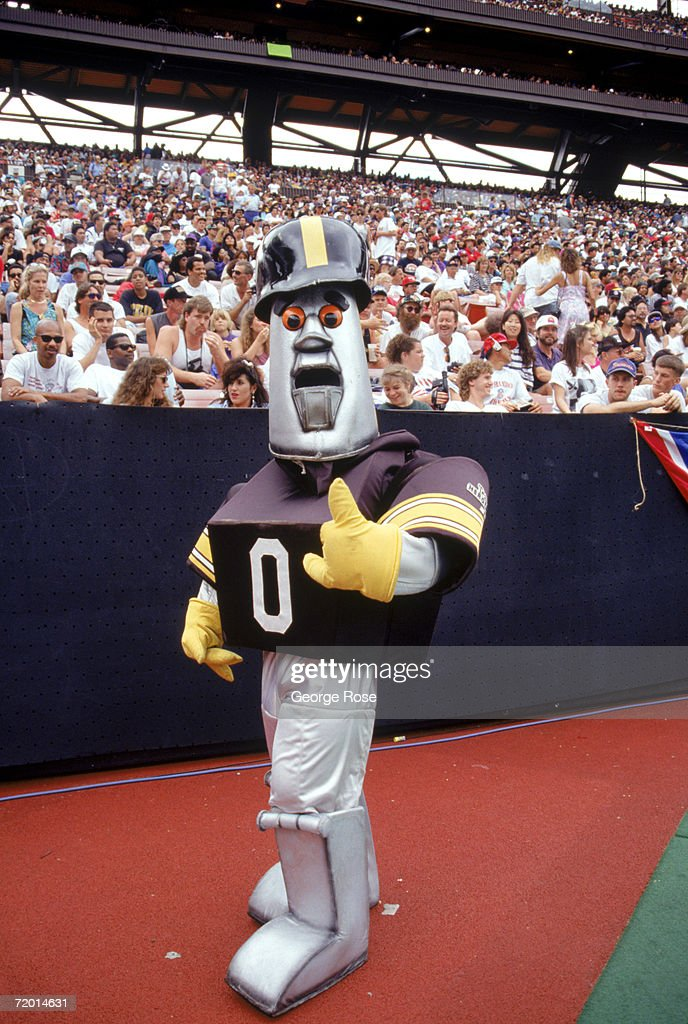 1995 NFL Pro Bowl : News Photo