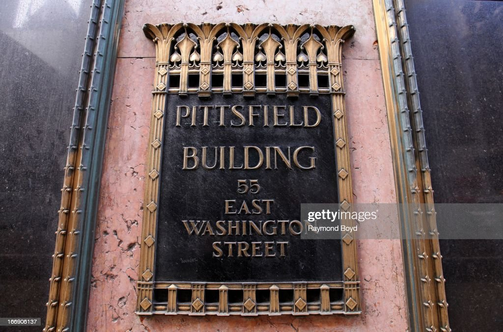 The Pittsfield Building In Chicago Illinois On April 12 News Photo Getty Images