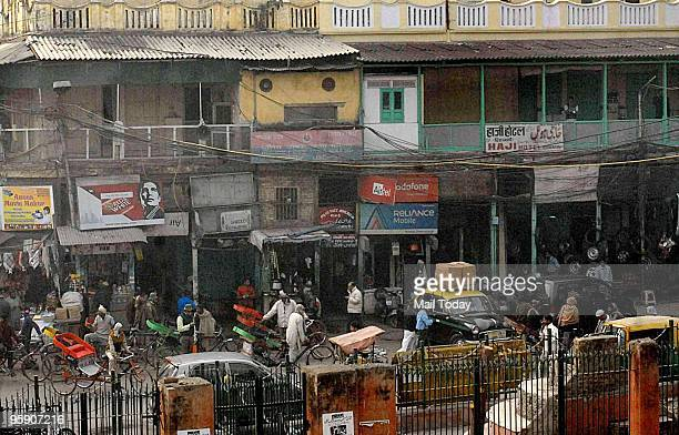 The Place near Jama Masjid area in old delhi where Huma Semiramis Hotel will be allegedly built