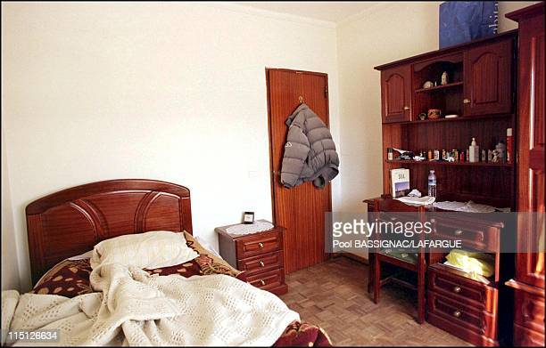 The place where fugitive Sid Ahmed Rezala was before he was arrested by Portugese police in Portugal on January 12 2000 Fernando's home the man who...