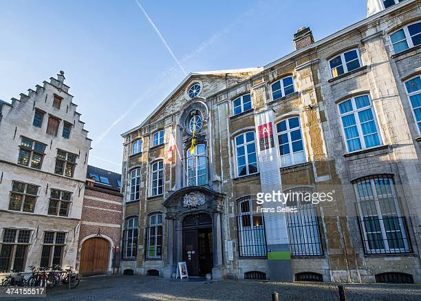 The Plantin-Moretus Museum is a museum in Antwerp, Belgium honouring the famous printers Christophe Plantin and Jan Moretus. It is located in their...