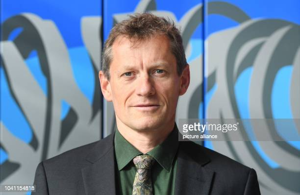 The plasma physicist of the Max Planck Institute for Plasma Physics Thomas Sunn Pedersen in Greifswald Germany 13 April 2017 The physicist from...