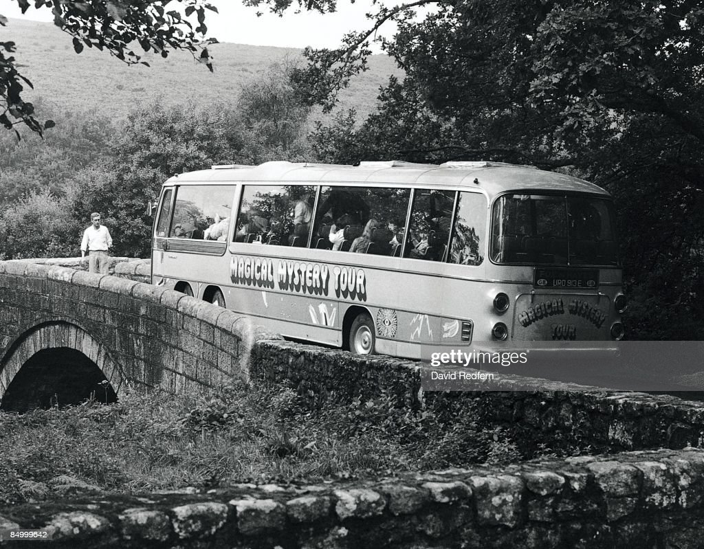 Photo of BEATLES and MAGICAL MYSTERY TOUR : News Photo