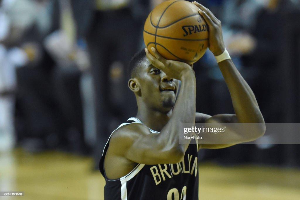Miami Heat v Brooklyn Nets : Nachrichtenfoto