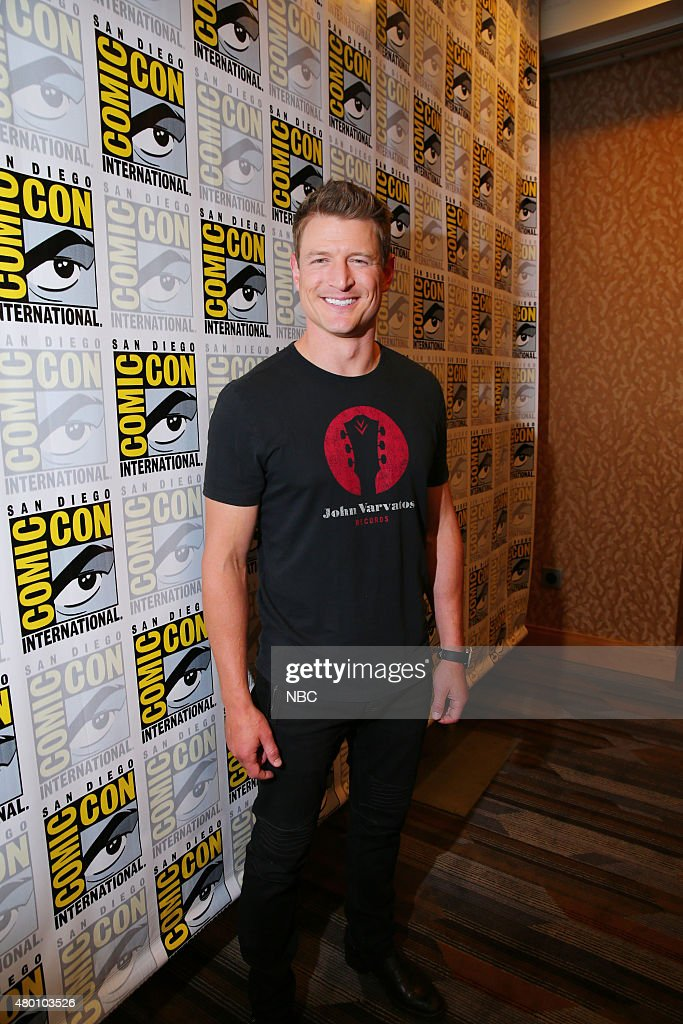 SAN DIEGO 2015 -- 'The Player' Panel & Red Carpet -- Pictured: Philip Winchester, Thursday, July 9, 2015, from San Diego Convention Center, San Diego, Calif. --
