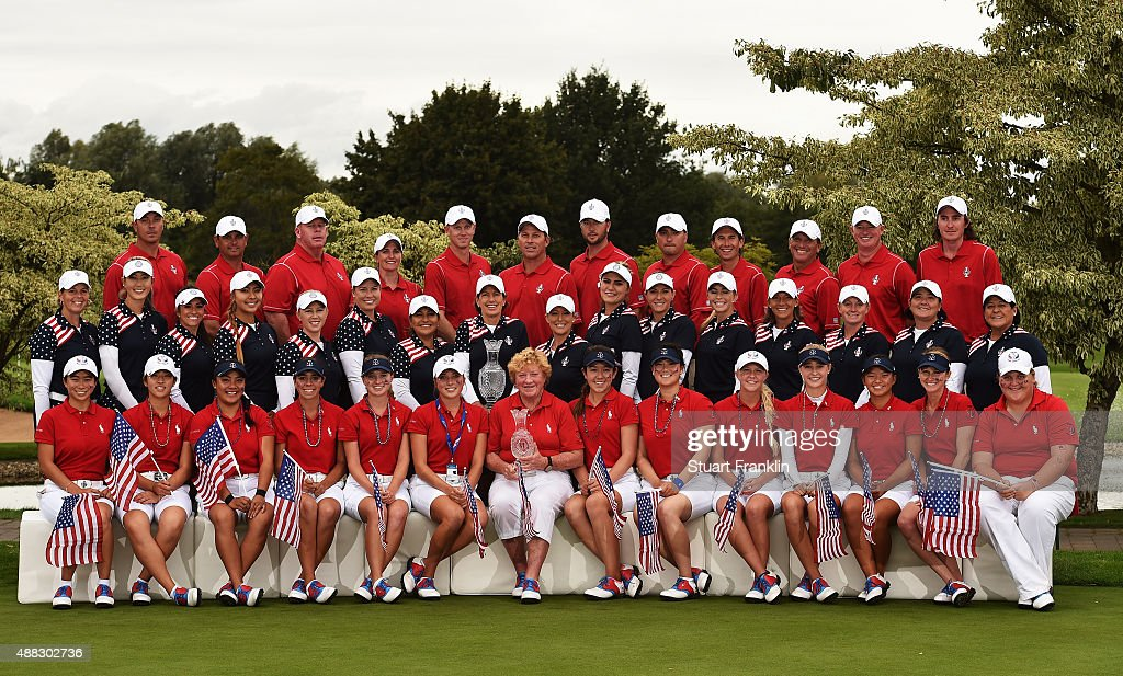 The Solheim Cup - Previews : News Photo