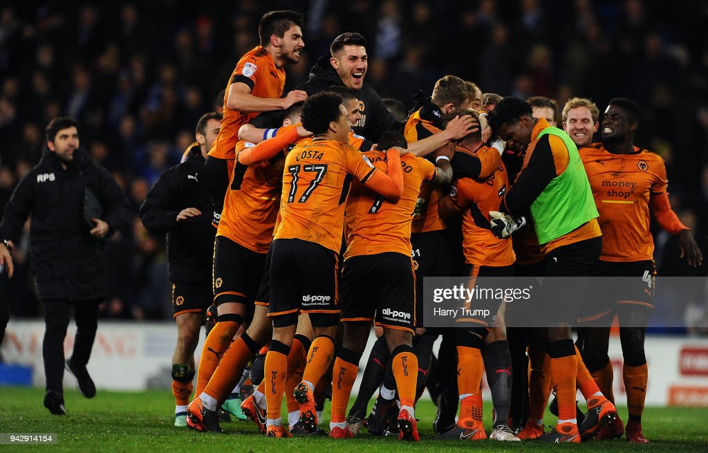 Cardiff City v Wolverhampton Wanderers - Sky Bet Championship : News Photo