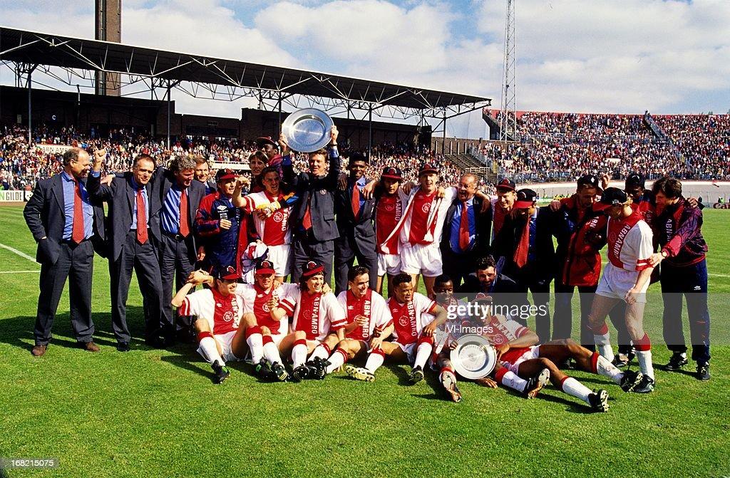 Dutch Eredivisie - Ajax v SC Heerenven : News Photo
