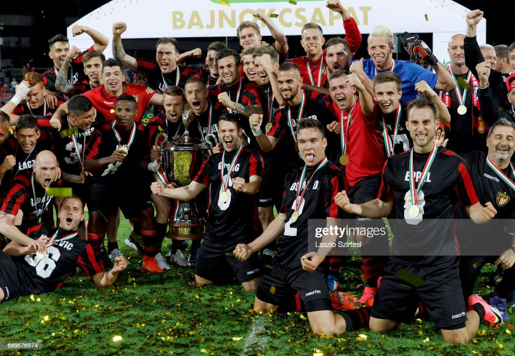 Budapest Honved v Videoton FC - Hungarian OTP Bank Liga