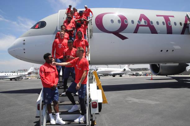 CA: FC Bayern Muenchen Audi Summer Tour 2019 - Day 5