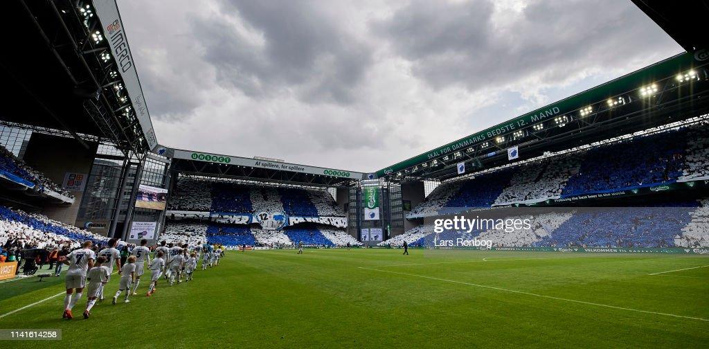 FC Copenhagen vs Brondby IF - Danish Superliga : News Photo