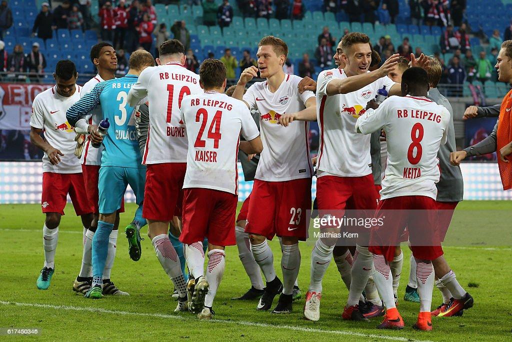 RB Leipzig v Werder Bremen - Bundesliga : ニュース写真