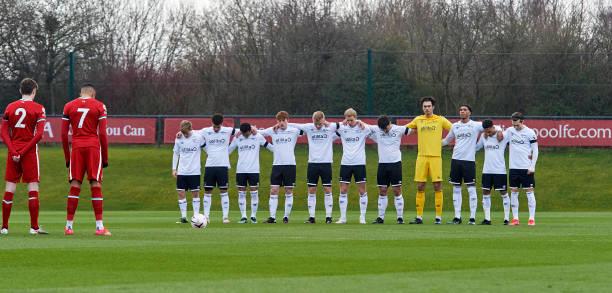 GBR: Liverpool U23 v Derby County U23 - Premier League 2