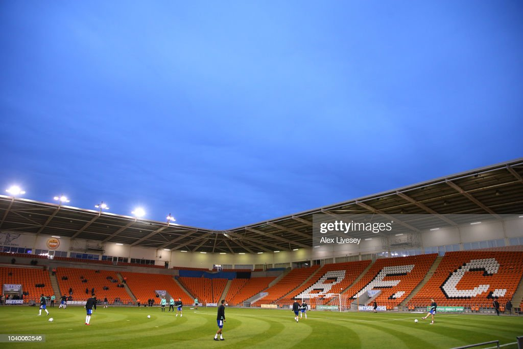 Blackpool v Queens Park Rangers - Carabao Cup Third Round