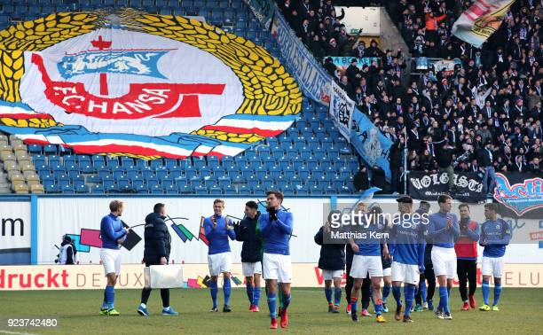 275 Hansa Rostock V 1 Fc Magdeburg 3 Liga Photos And Premium High Res Pictures Getty Images