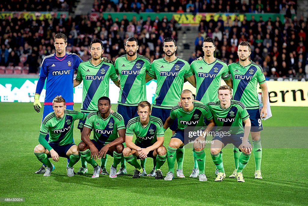 FC Midtjylland vs Southampton FC - UEFA Europa League : News Photo
