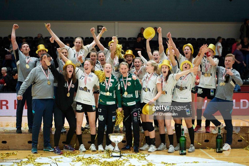 DNK: Herning-Ikast Handball vs Team Esbjerg - HTH Ligaen 2. Final