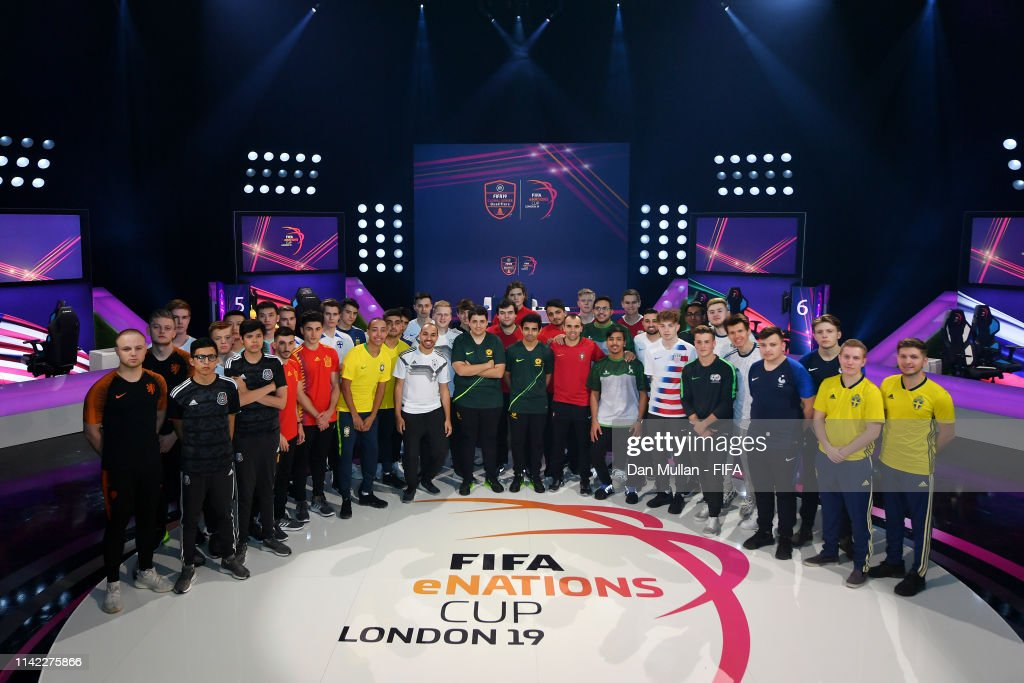 GBR: FIFA eNations Cup 2019 - Previews