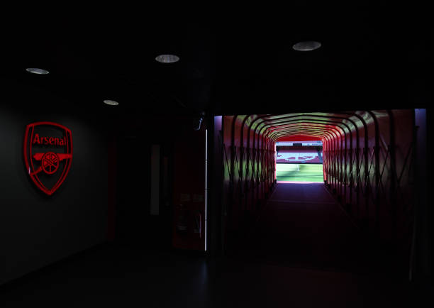 GBR: Arsenal v Aston Villa - Premier League