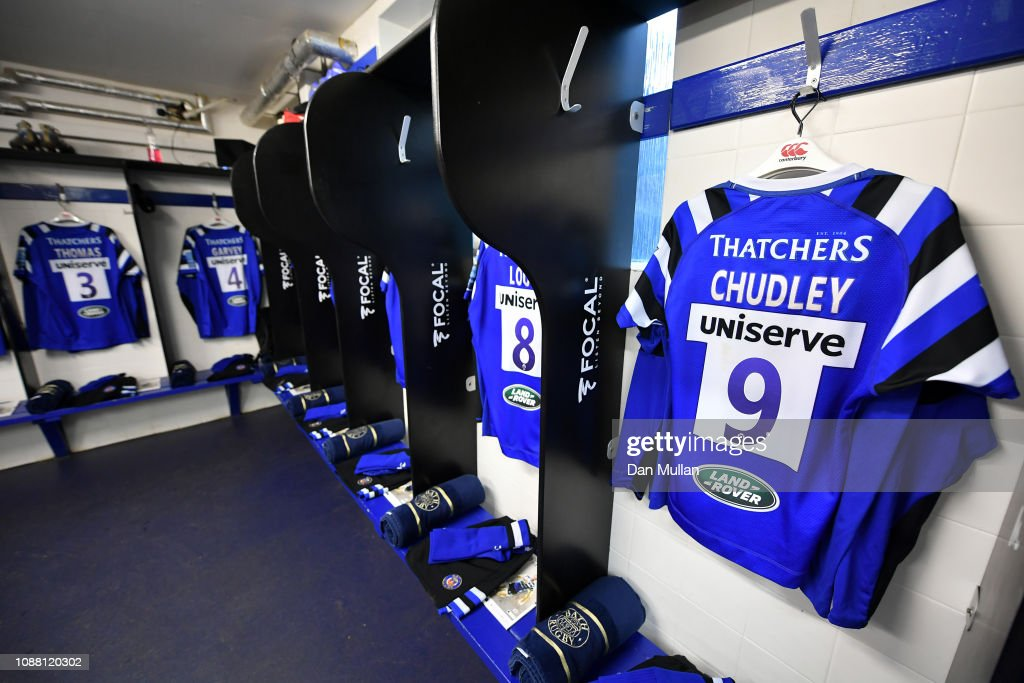GBR: Bath Rugby v Leicester Tigers - Gallagher Premiership Rugby