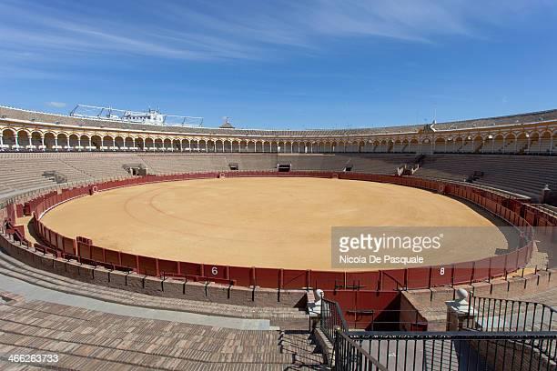 The Plaza de Toros de la Real Maestranza de Caballería de Sevilla is the oldest bullring in the world. During the annual Seville Fair in Seville, it...
