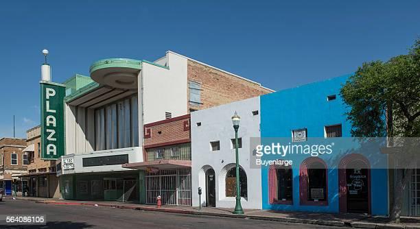 The Plaza Theatre in Laredo Texas