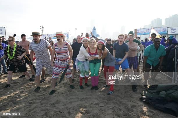 FIRE The Plunge Episode 713 Pictured Christian Stolte as Randy Mouch McHolland Taylor Kinney as Kelly Severide Joe Minoso as Joe Cruz Yuri Sardarov...