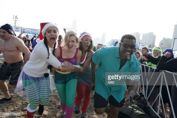 FIRE 'The Plunge' Episode 713 Pictured Monica Raymund as Gabriela Dawson Kara Killmer as Sylvie Brett Annie Ilonzeh as Emily Foster Eamonn Walker as...