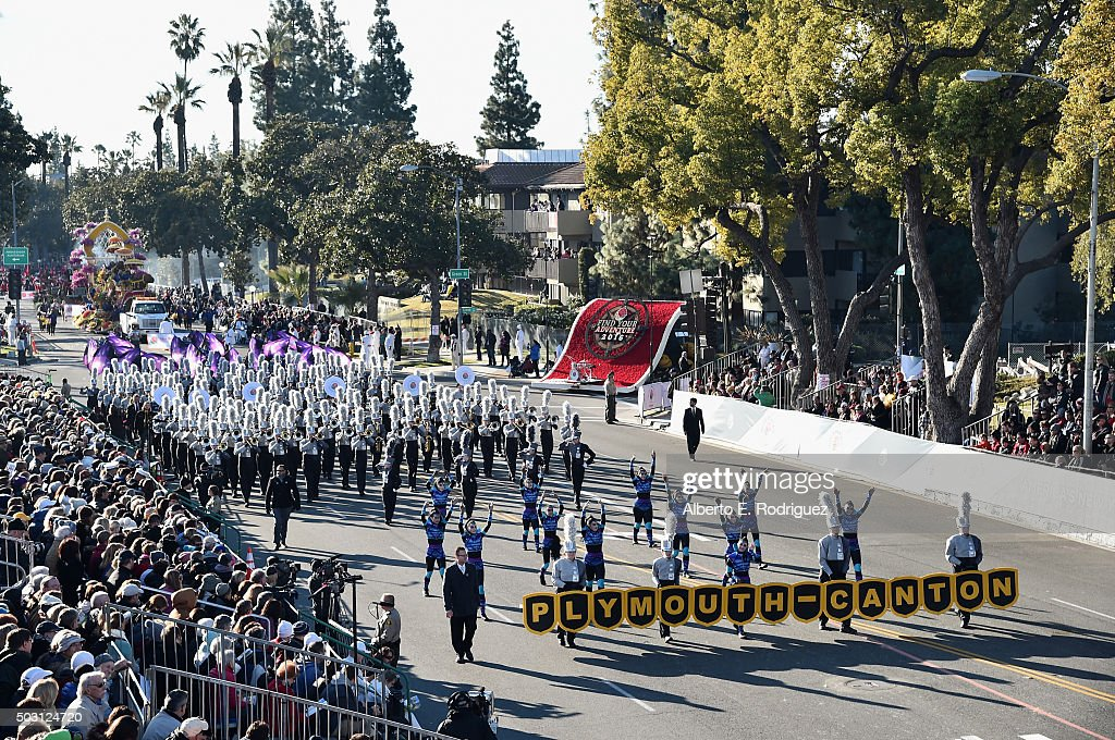 127th Tournament Of Roses Parade Presented By Honda : News Photo